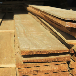 4.8m x 200mm x 32mm Featheredge board