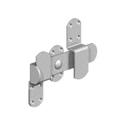 Kickover stable latch