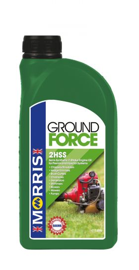 Ground Force 2HSS Synthetic boosted 2 - Stroke Oil