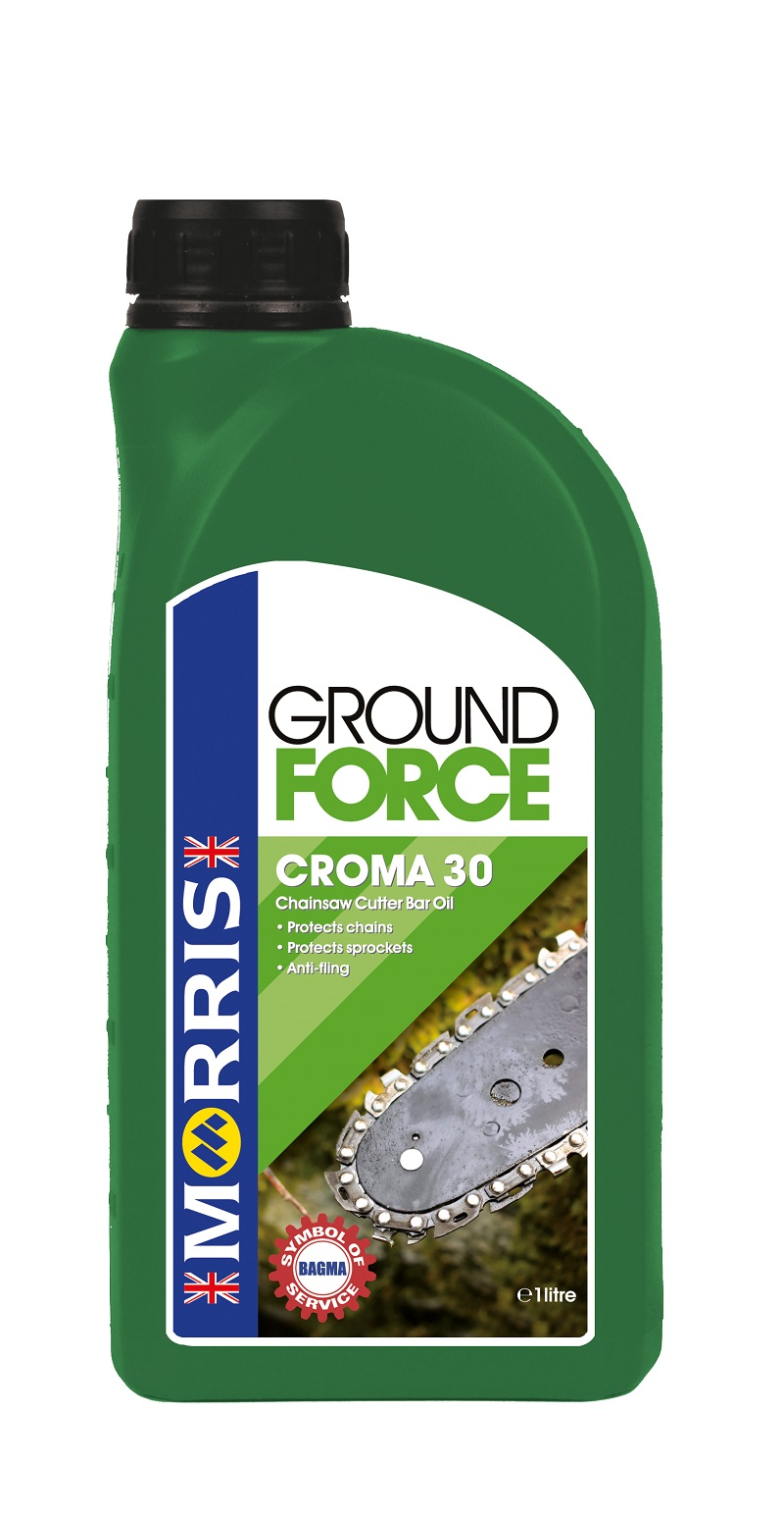 Ground Force Croma 30 Chain Saw Oil