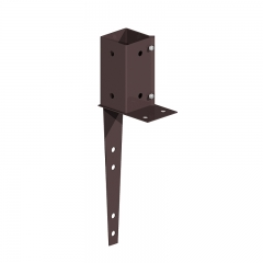Swift Clamp Wallmount Post Support