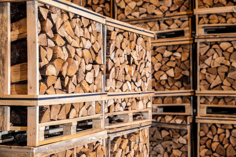 Logs - Kiln Dried